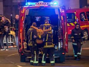 DOLIU NATIONAL in Franta!  Multiple atacuri teroriste au avut loc simultan aseara in Paris!
