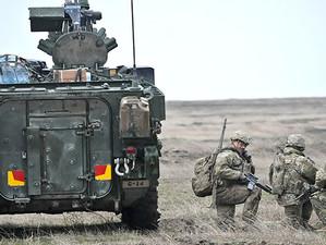 Polonia recruteaza zeci de mii de soldati si mercenari.