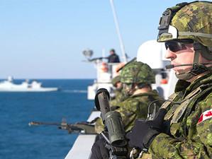 Canada nu se teme de Rusia. Ar putea trimite soldati in Europa de Est...