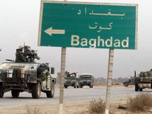 Atacuri soldate cu morți în Bagdad