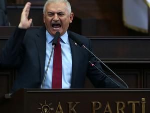 Premierul Turciei crede ca sporirea atributiilor presedintelui  va intari puterea tarii