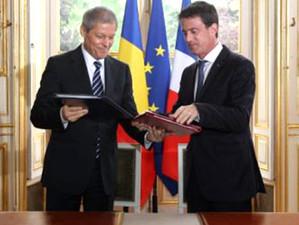 Parteneriatul strategic Franta – Romania, actualizat