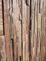 parete in legno