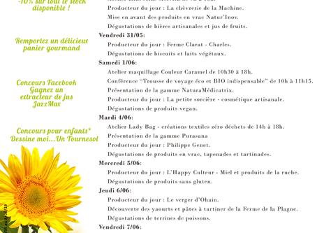 Les 20 ans du Tournesol ! Programme complet des festivités.
