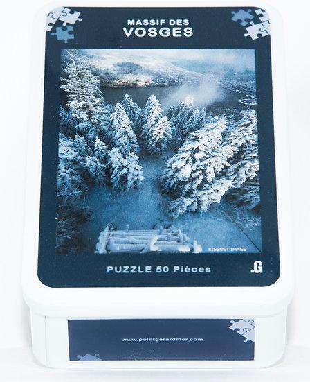 Puzzle Massif des Vosges