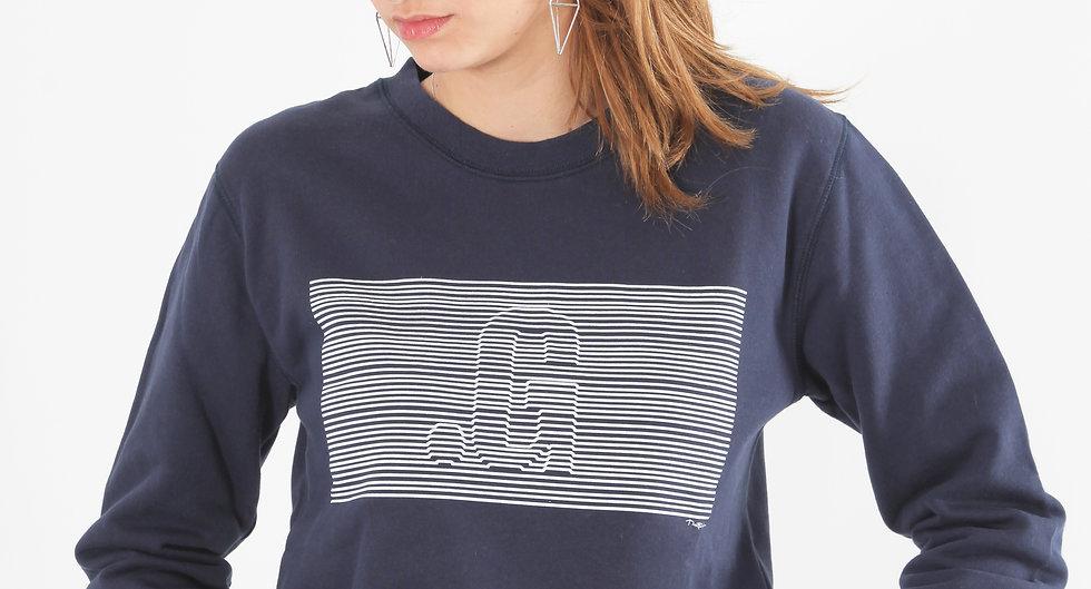 Sweat-shirt .G - Série limitée Nester Paulo Collaboration
