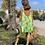 Thumbnail: Sardinia Oversized Tunic Dress