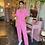 Thumbnail: Rosé Denim Jumpsuit