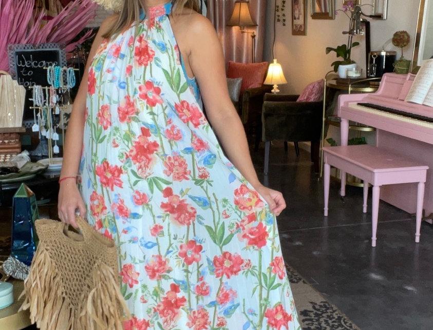 Versalles Maxi Dress