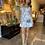Thumbnail: French Riviera Mini Dress