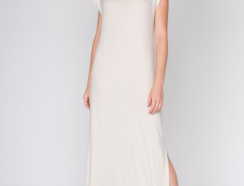 Monaco Shoulder Pad Dress Tunic Dress