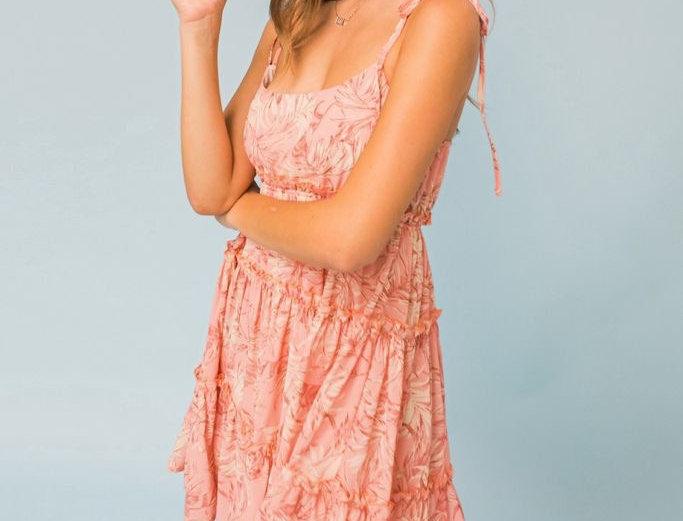 Sienna Mini Dress