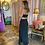 Thumbnail: Bahía Cut Out Maxi Dress - Black