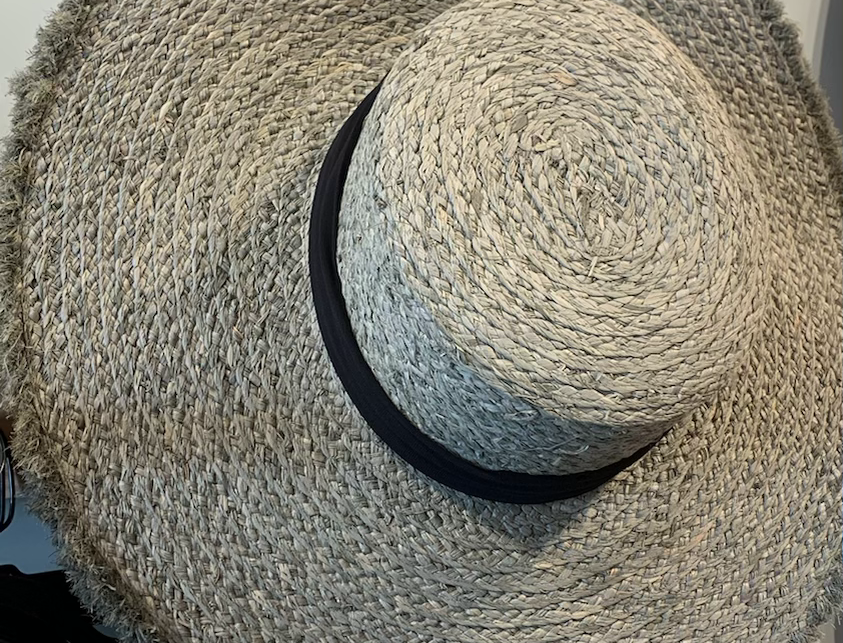 Hawaiian Panama Hat - Sage