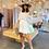 Thumbnail: Granada White Mini Skirt