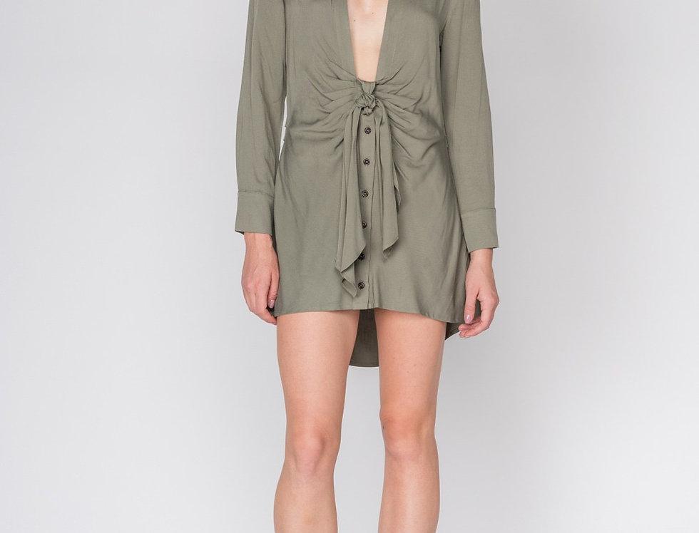 Olivia Shirt Dress
