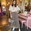 Thumbnail: Chocolat Midi Ruffles Asymetric Skirt