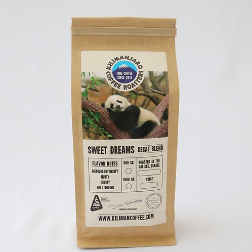 Sweet Dreams Decaf Blend
