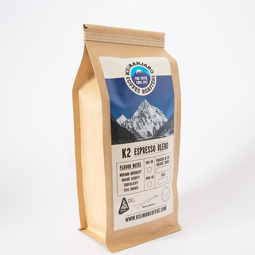 K2 Espresso Blend
