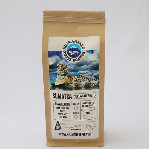 Sumatra Super-Caffeinated