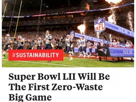 Zero-Waste Super Bowl?