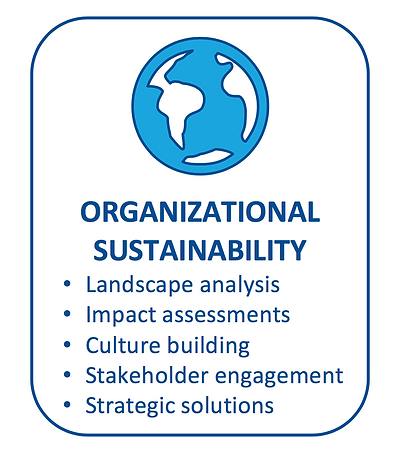 Organizational Sustainability Consulting Planet Purpose Solutions
