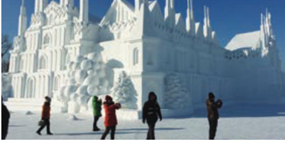 AWAY TRAVEL: Harbin – Ice and Snow Wonderland
