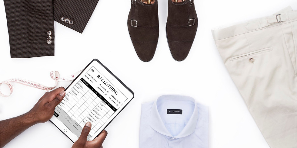 Exclusive Tailoring Experience and Personal Style Workshop