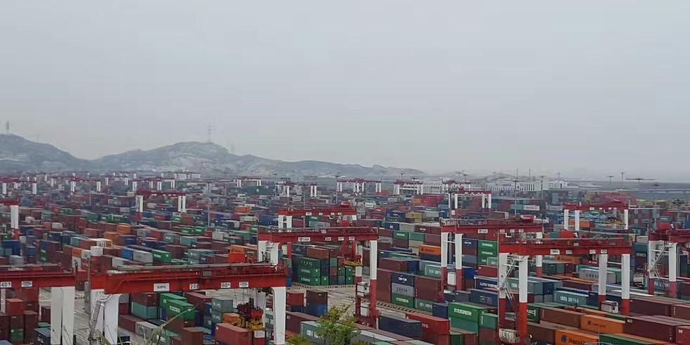 DAY TRIP: Yang Shan Deep Water Port Tour