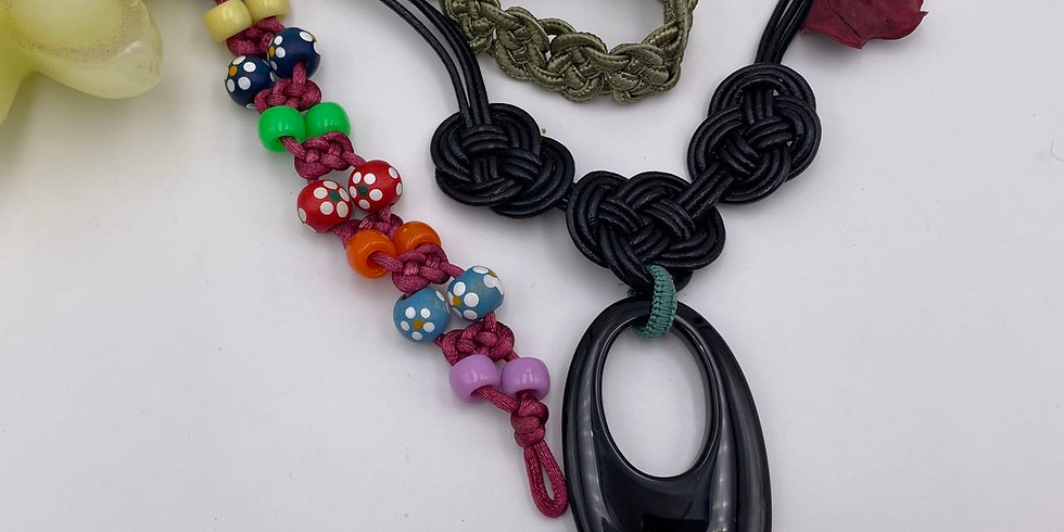 Summer Fun for Moms and Children – Chinese Knot