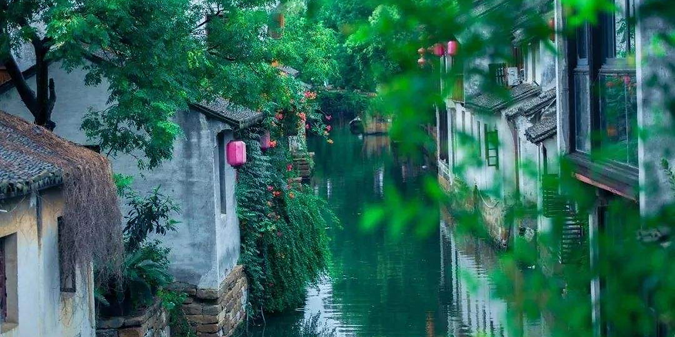DAY TRIP: Suzhou – Venice of the Orient