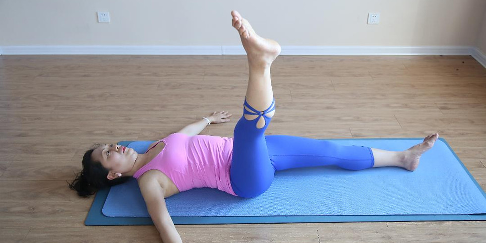 Pilates Mat with Props for Deep Core Connection - CANCELLED