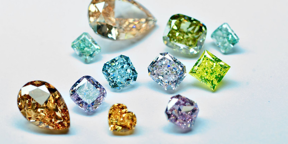 Discover the World of Color Diamonds