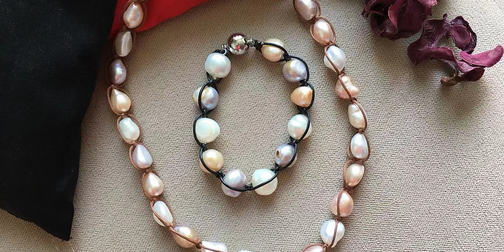 Chinese Knot for Pearl Jewelry