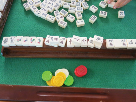 Going Mahjong