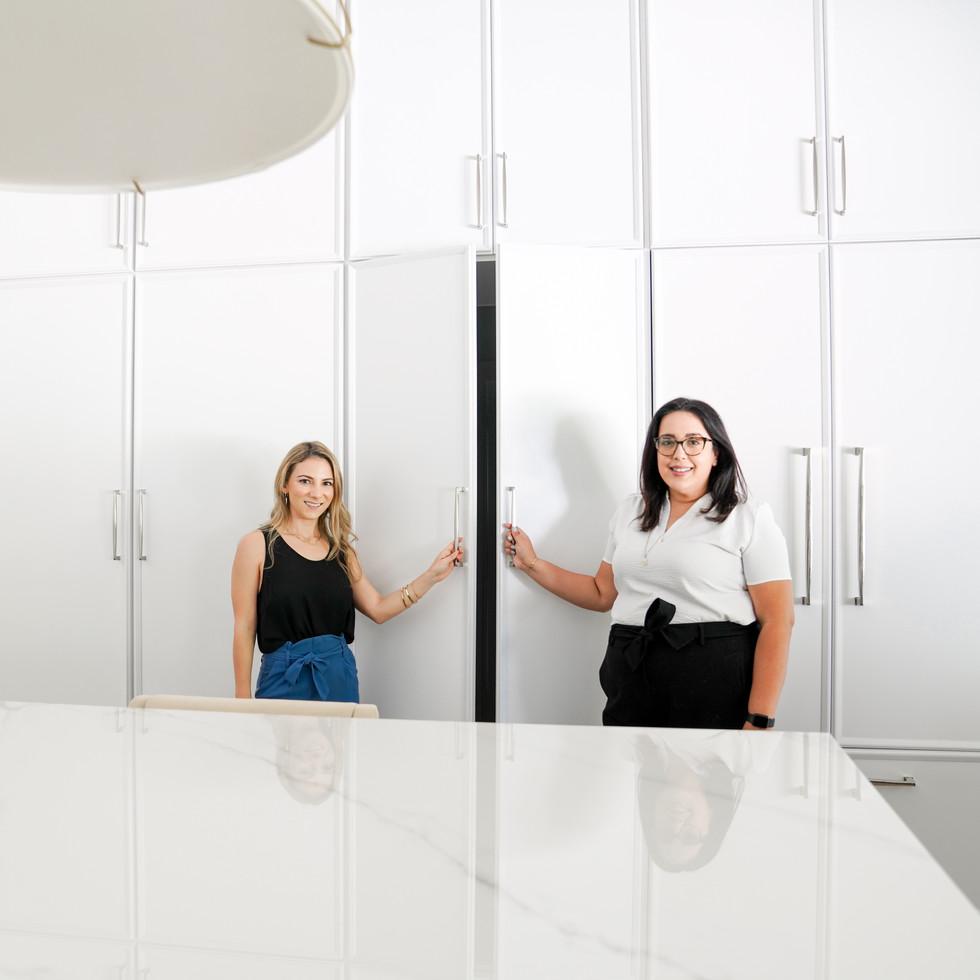 KJ Design Collective Janine Rivero and Karina Gonzalez