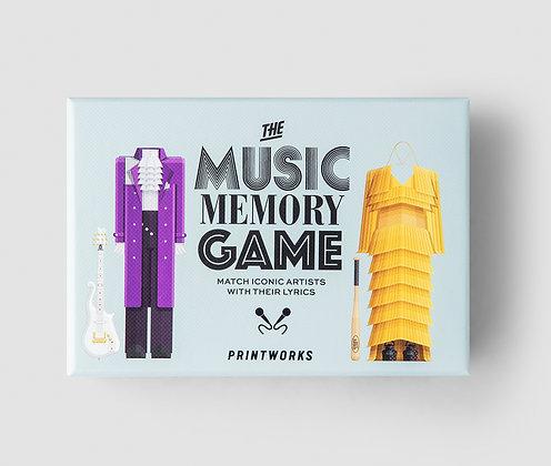 memory music game