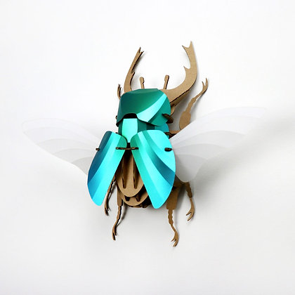 Puzzle 3D Stag Beetle DIY