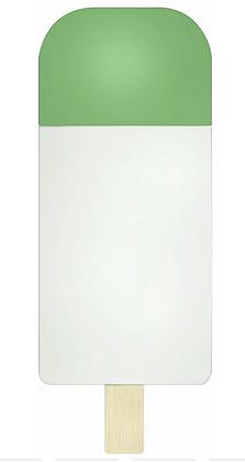 Miroir Ice cream vert