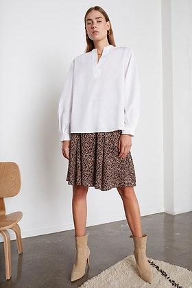 Jupe Best-selling animal print skirt