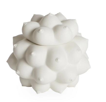 boite boobs porcelaine