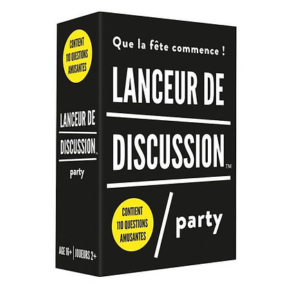 Lanceur de discussion