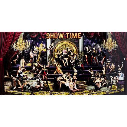 Tableau en verre Showtime 180x90