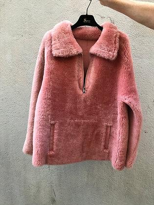 Manteau Réversible peau lainée VALENTINE GAUTHIER