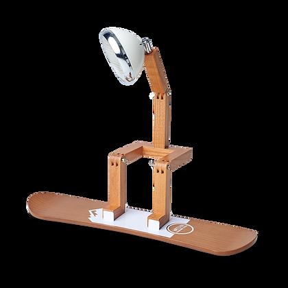 Mr.wattson Snowboard lampe de table