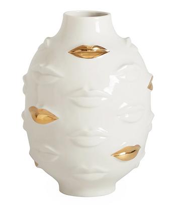 Vase Bouche or 24C