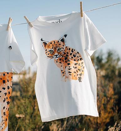 T-shirt enfant Lynx