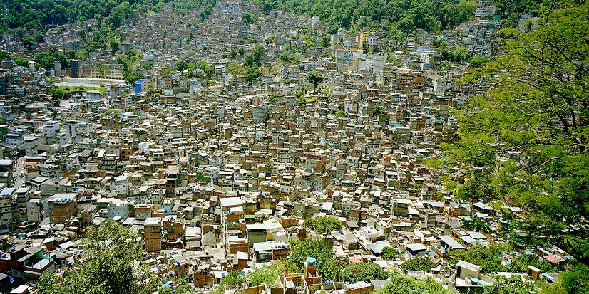 Rocinha, Rio, Brazil