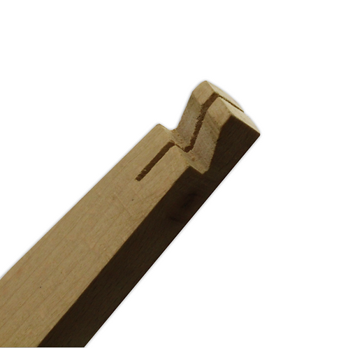 Ring Cutting Wooden Bench Pin