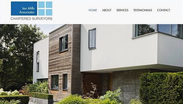 Ian Mills Associates by Innovate Web Creation